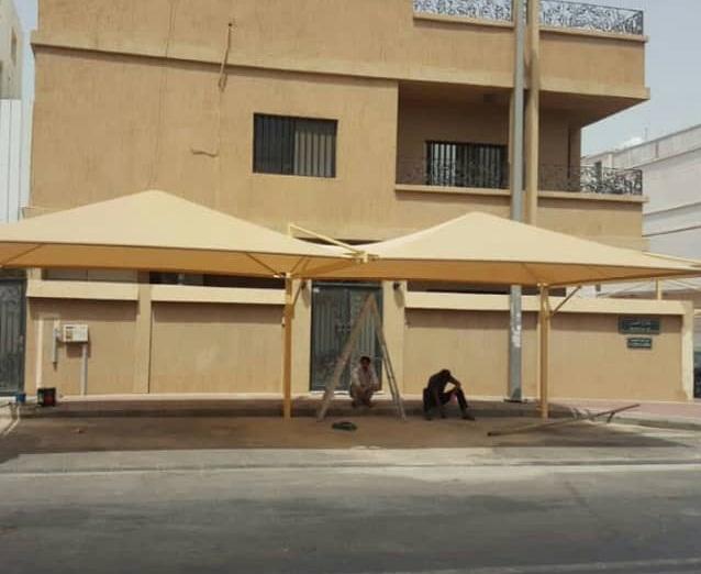 عرض مظلات استراحات _مظلات أحواش _ 0534891237 مظلة سيارات برجولات خصم 20% IMG-20190911-WA0028